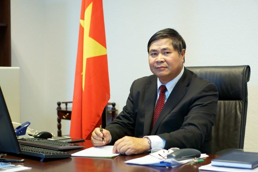 Đại sứ Việt Nam tại Đức trả lời phỏng vấn về quan hệ VN với G20