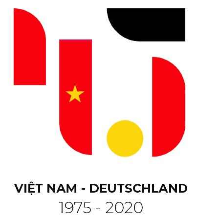 Logo 45 năm